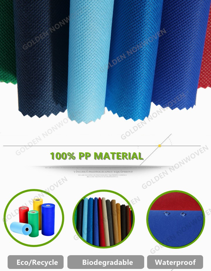 Roll of Nonwoven fabric
