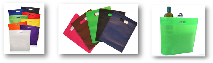 Non Woven Vest Shopping Bag