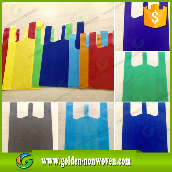 nonwoven t shirt bag