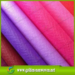 Golden Factory Price 100% Polypropylene Non Woven Fabric made by Quanzhou Golden Nonwoven Co.,ltd