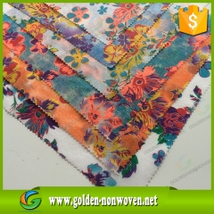 Nonwoven Fabric Printed Roll,Non Tissue Printed Roll
