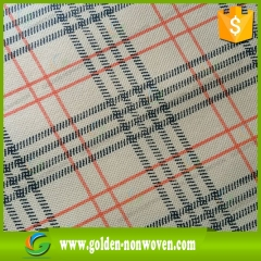 Colors Printed 100% PP Spunbond Nonwoven Fabric