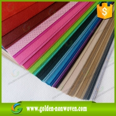 Virgin Polypropylene Spun bond Non woven Fabric Factory