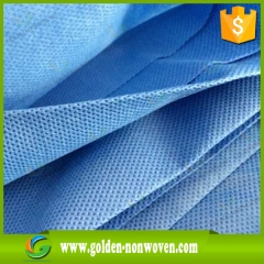 Surgical Gown Fabrics SMMS Non woven Fabric Factory