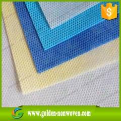 Blue Color Medical SMMS Nonwoven Manufacturer