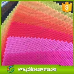 TNT Nonwoven Fabric PP Spunbond Non woven made by Quanzhou Golden Nonwoven Co.,ltd