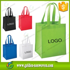 Cheap Custom Foldable Shopping  Non Woven Bags Manufacturer