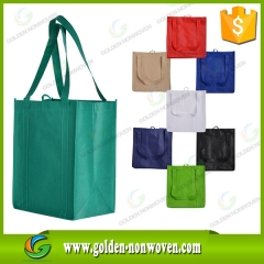 Non woven Shopping Bag made by Quanzhou Golden Nonwoven Co.,ltd