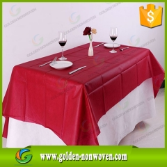 Table Cloth Polypropylene Spunbonded Nonwoven