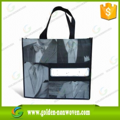 Laminated PP Spunbond Nonwoven Shopping Bag