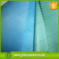 Medical SMS Nonwoven Fabirc Roll For Hospital Bed Sheet made by Quanzhou Golden Nonwoven Co.,ltd