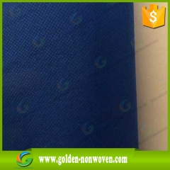Color 100% Virgin PP Spunbond Non Woven Fabric