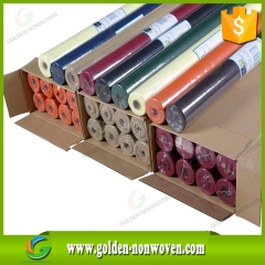 10-50m/roll PP Nonwoven Fabric for Table Cloth