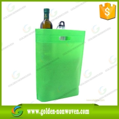 35-80gsm Die Cutting PP Nonwoven Shopping Bag