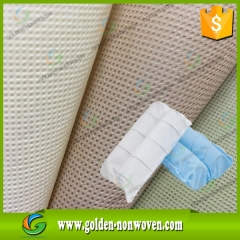 Fire Resistant Furniture Non woven Fabric For Sofa Spring Pocket made by Quanzhou Golden Nonwoven Co.,ltd