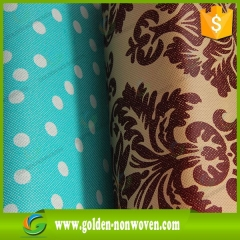 PP Printing Spunbonded Non Woven Fabric