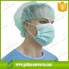 SMS Nonwoven Disposable Hospoital For Surgical Bed Sheet