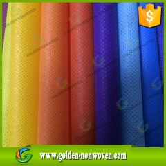 Colored Virgin PP Spunbond Nonwoven Fabric
