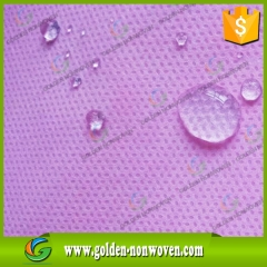 Waterproof Raw Material SMS Non woven Fabric Medical Material made by Quanzhou Golden Nonwoven Co.,ltd