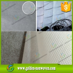 Furniture Polypropylene Spunbonded Nonwoven Fabric made by Quanzhou Golden Nonwoven Co.,ltd