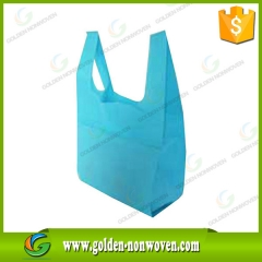 PP Nonwoven T-shirt  Shopping Bag