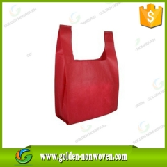 Nonwoven T-Shirt Bags