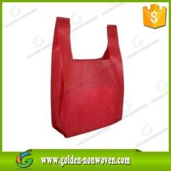 45gsm Nonwoven T-shirt Bag