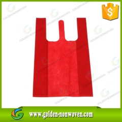 35gsm Nonwoven T-shirt Bag