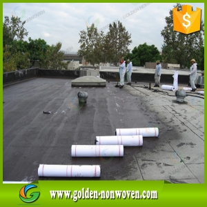 stitch bonded nonwoven fabric stitch bond non woven waterproof roofing
