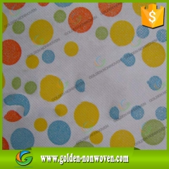 Printing Full Color On Non Woven Fabric Bag