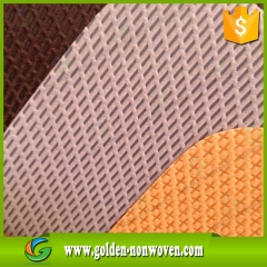 Cross Pattern Nylon Spun Bonded Fabric