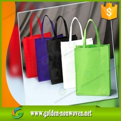 Cheap Price PP Non Woven Shopping bag made by Quanzhou Golden Nonwoven Co.,ltd