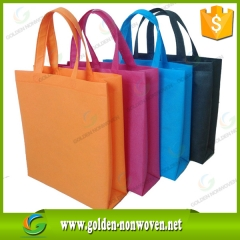Eco-friendly Recycle PP Non Woven Bag made by Quanzhou Golden Nonwoven Co.,ltd