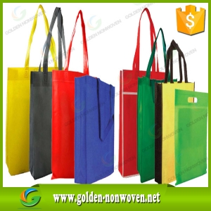 Recycle  PP Non Woven Hand Bag/Shopping bag made by Quanzhou Golden Nonwoven Co.,ltd