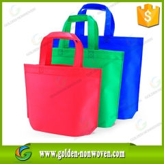 Hear Press Nonwoven Bag