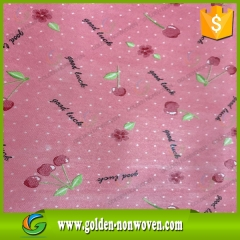Printed Laminated Non woven Felt Fabric