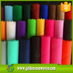 Recycled  Pp Spunbond Nonwoven Fabric For Making Bags made by Quanzhou Golden Nonwoven Co.,ltd