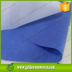 White SMS/SSS Nonwoven Fabric Roll