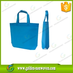 Heat Press Nonwoven Bag Made By Machine