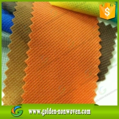 Pp Spunbond Non Woven Fabric Price Manufacturer