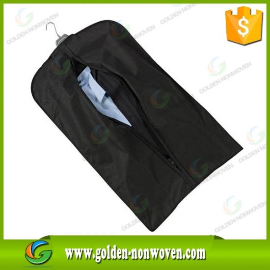 83d540a382ac Non-woven Suit Garment Bag. Foldable Black Color Hot Sales Customized ...