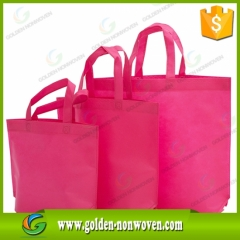 100% PP Nonwoven Promotional Recycled Shopping Bag