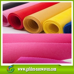 Good Tear-Resistant non woven bag fabric
