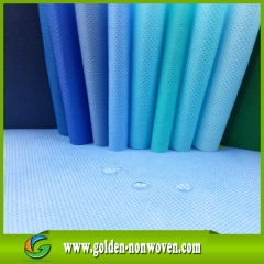 Waterproof SMS Non woven Fabric, SMS non woven fabric in roll