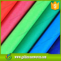 Raw Material PP Spunbonded Nonwoven for Bag Use