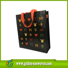 Foldable Reusable Laminated Non Woven Bag