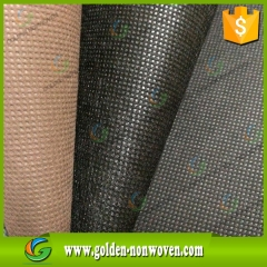 100% Biodegradable Corn fiber Pla Spunbond Nonwoven Fabric made by Quanzhou Golden Nonwoven Co.,ltd