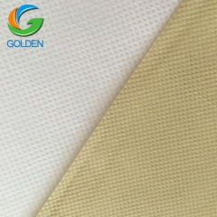 Pla Non Wovens Fabric Spunbonded Textile Fabric made by Quanzhou Golden Nonwoven Co.,ltd