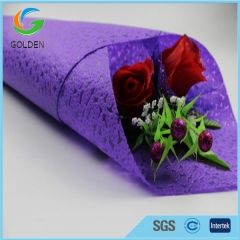 Wholesales PP New Flower Design Non Woven Fabric made by Quanzhou Golden Nonwoven Co.,ltd