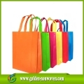 Cheap Recyclable PP Non Woven Shopping Bag made by Quanzhou Golden Nonwoven Co.,ltd